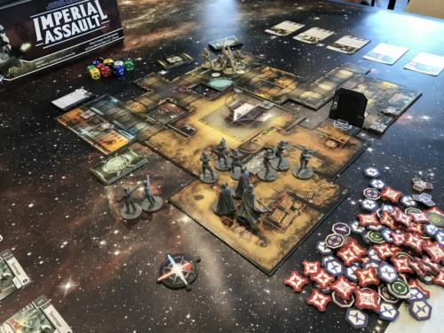 Imperial Assault Participation Game
