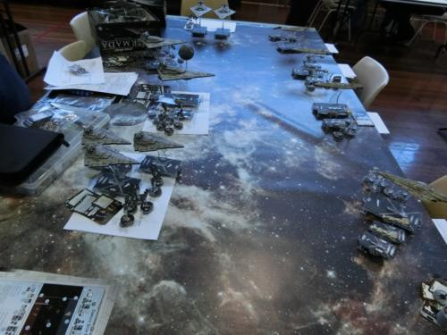 Star Wars Armada Demonstration Game