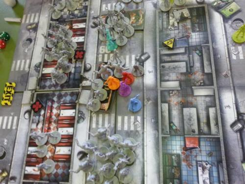Zombicide Demonstration Game